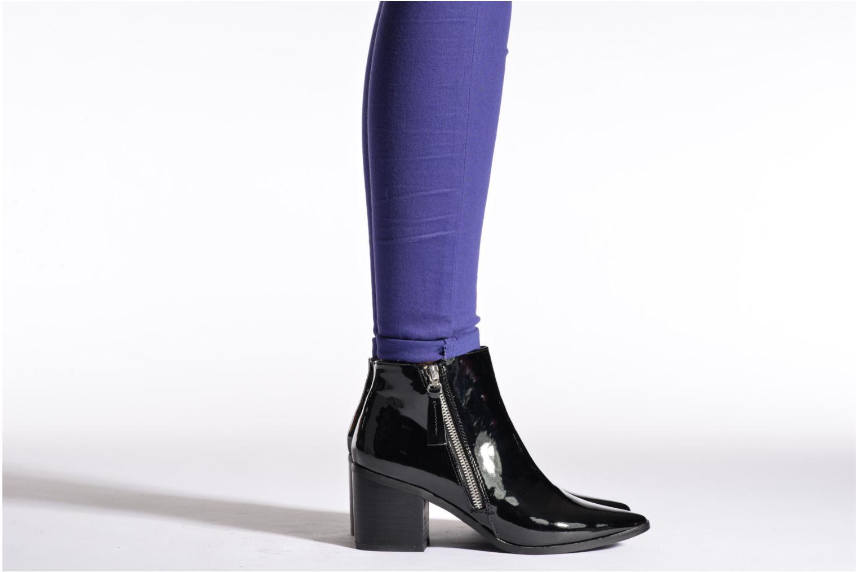 Boots en enkellaarsjes La Strada Nelly Zwart onder