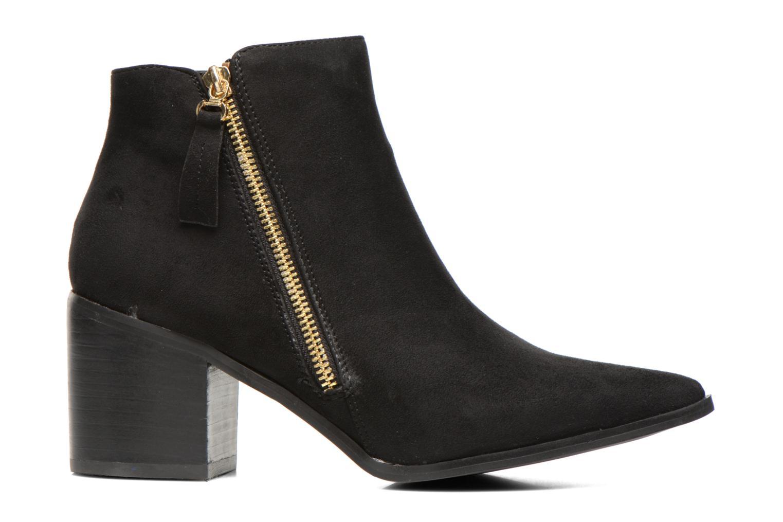 Boots en enkellaarsjes La Strada Nelly Zwart achterkant