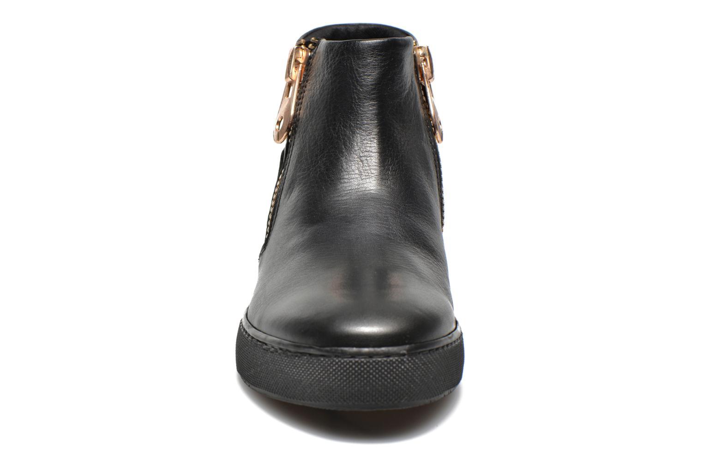 Boots en enkellaarsjes Shoe the bear Amy 6432 Zwart model