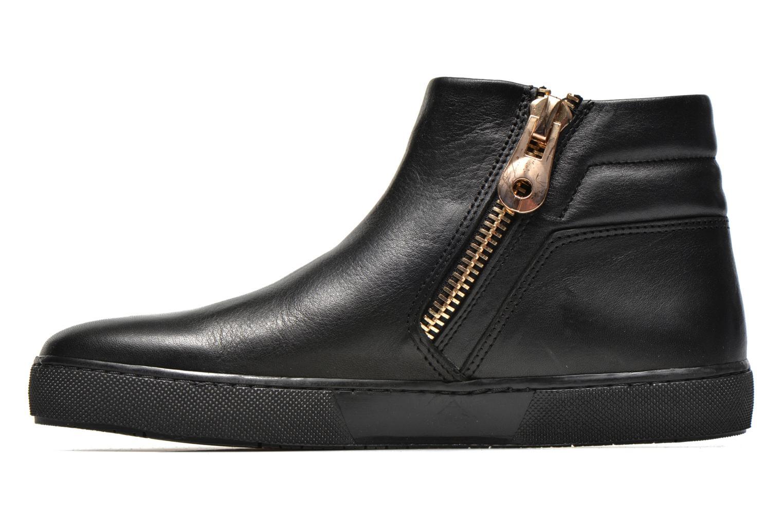 Boots en enkellaarsjes Shoe the bear Amy 6432 Zwart voorkant
