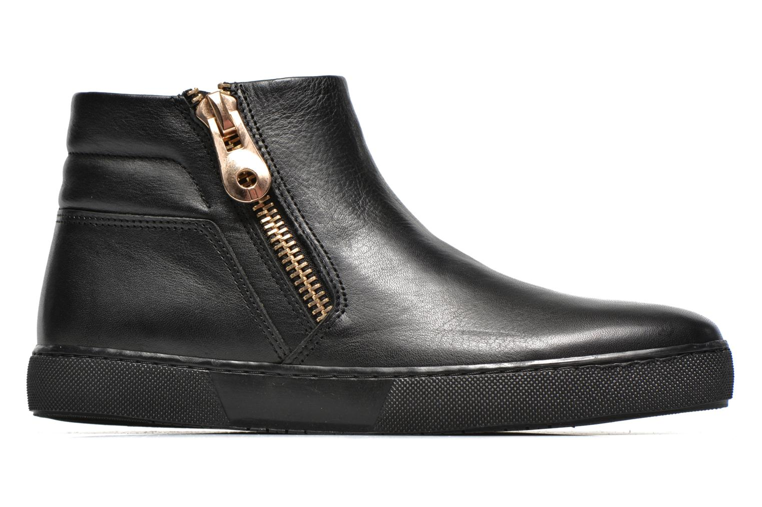 Ankle boots Shoe the bear Amy 6432 Black back view