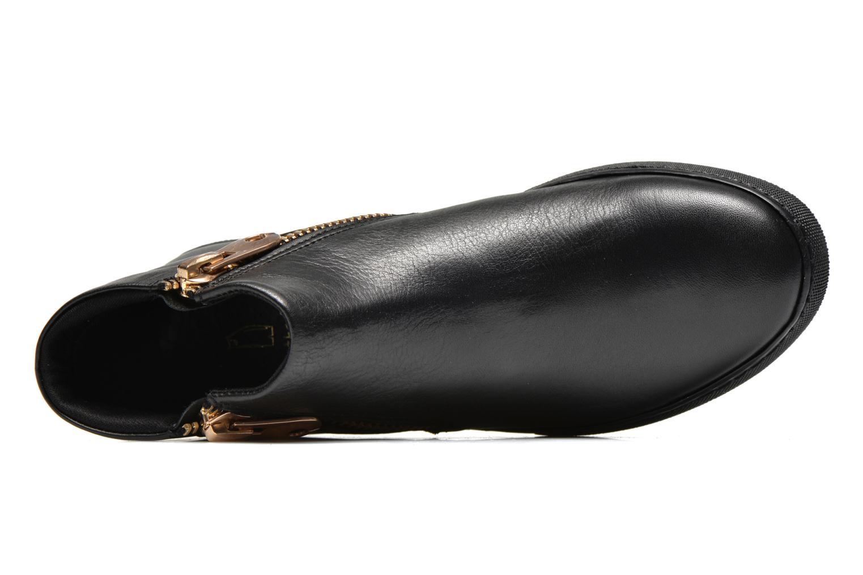 Boots en enkellaarsjes Shoe the bear Amy 6432 Zwart links