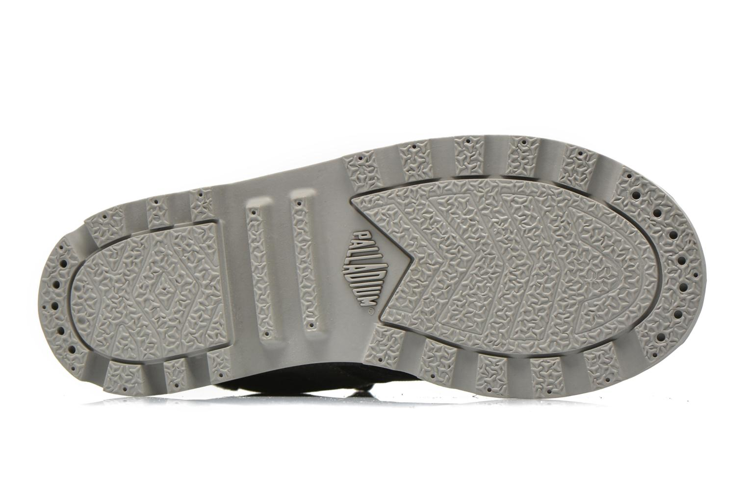 Ankle boots Palladium Baggy Wax K Grey view from above