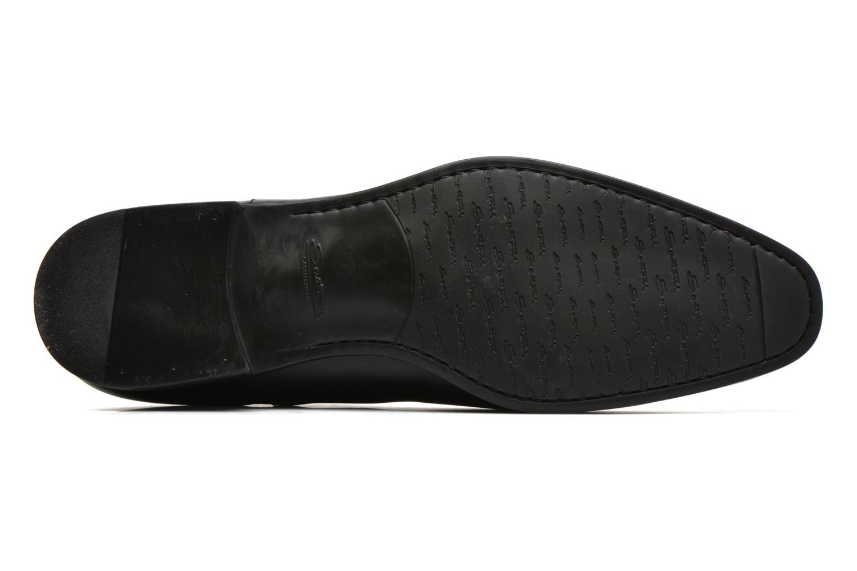 Boots en enkellaarsjes Santoni Simon 13414 Zwart boven