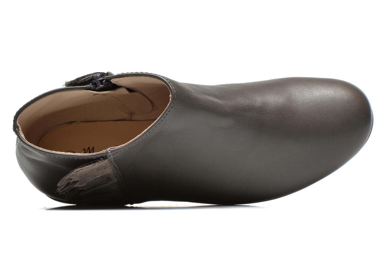 Stiefeletten & Boots Manuela de Juan Ingrid grau ansicht von links