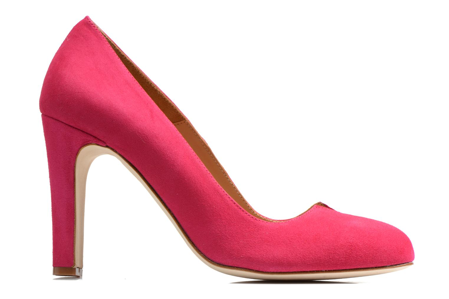 Pumps Made by SARENZA Western Fever #7 Roze detail