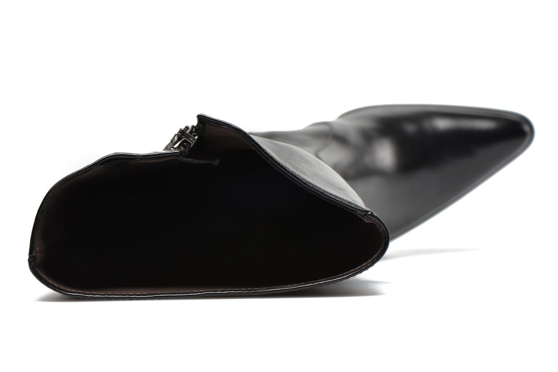 Stiefel Perlato Phefo schwarz ansicht von links