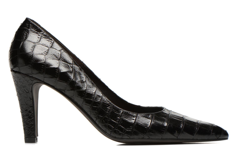 High heels Perlato Prunov Black back view