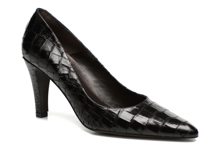 Marques Chaussure femme Perlato femme Prunov Croco Noir