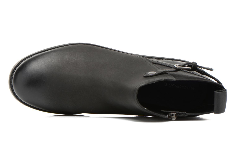 Abia Gore Bootie Noir