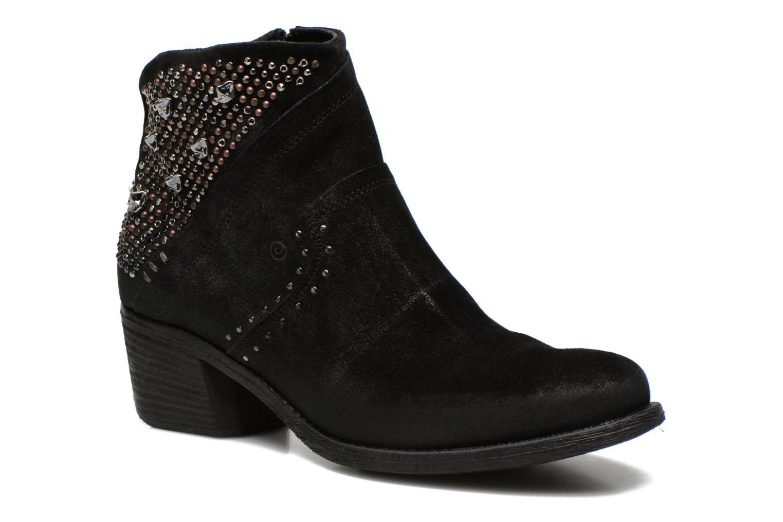 Bottines et boots Khrio Matifen Noir vue détail/paire