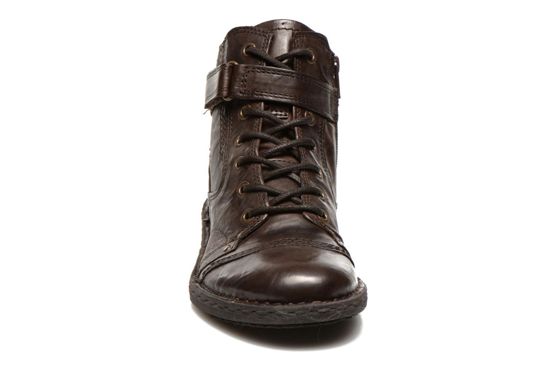 Bottines et boots Khrio Rehayen Marron vue portées chaussures