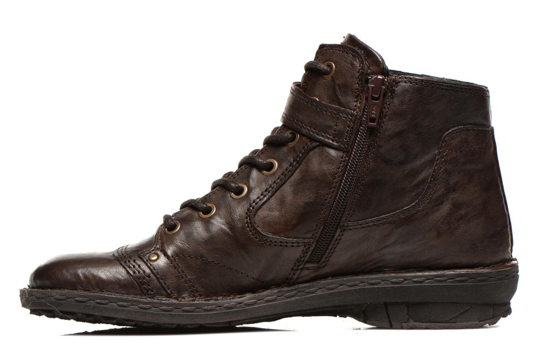 Boots en enkellaarsjes Khrio Rehayen Bruin voorkant