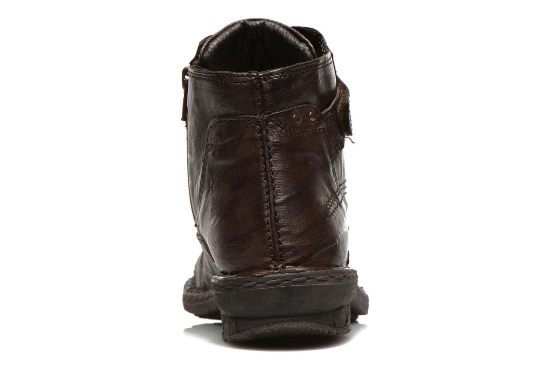 Bottines et boots Khrio Rehayen Marron vue droite