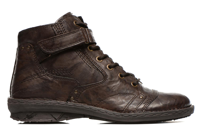 Boots en enkellaarsjes Khrio Rehayen Bruin achterkant