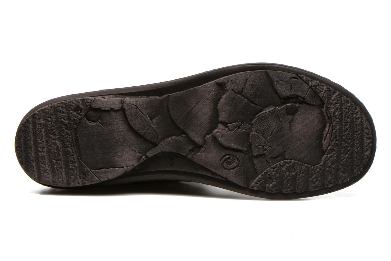 Stiefel Khrio Reandria braun ansicht von oben