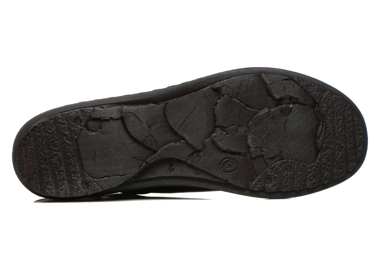 Snörade skor Khrio Recasteli Svart bild från ovan
