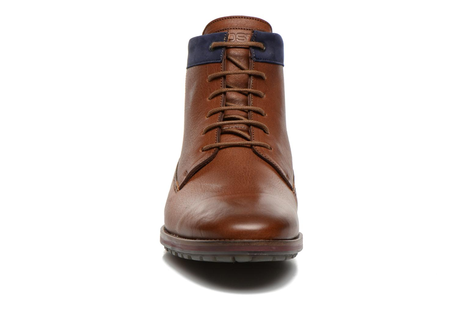 Ankle boots Kost Rotaller27 Brown model view