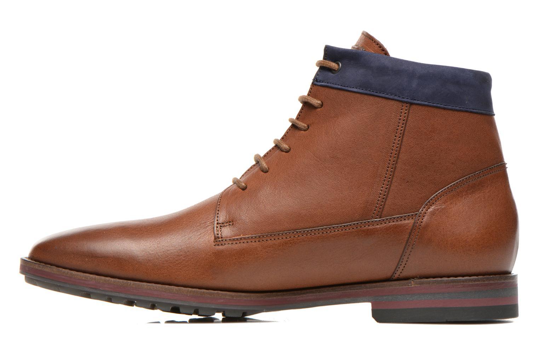 Boots en enkellaarsjes Kost Rotaller27 Bruin voorkant