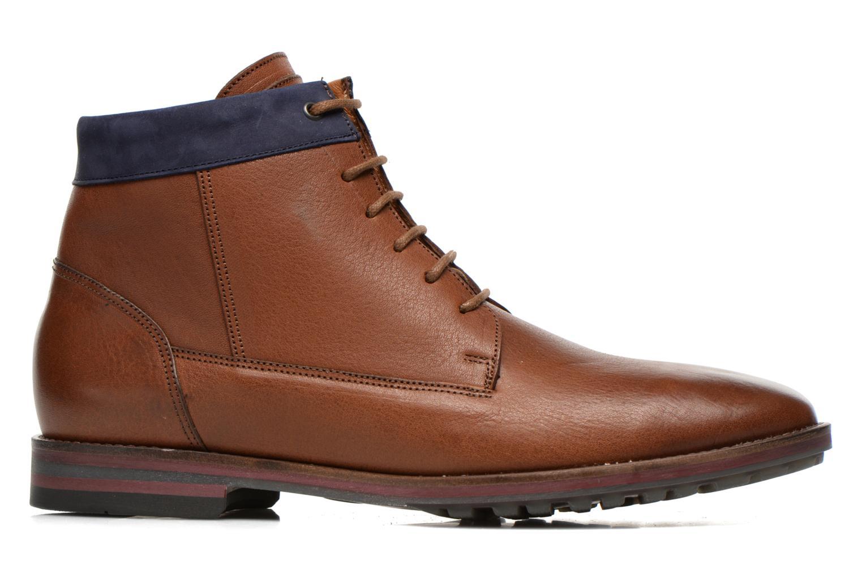 Boots en enkellaarsjes Kost Rotaller27 Bruin achterkant