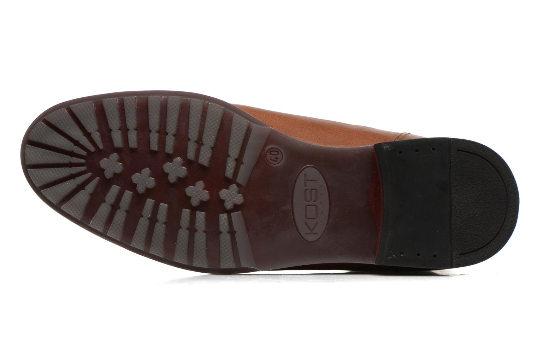 Stiefeletten & Boots Kost Rotaller27 braun ansicht von oben