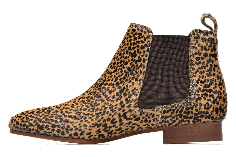 Stiefeletten & Boots Bensimon Chelsea Boots mehrfarbig ansicht von vorne