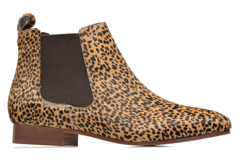 Stiefeletten & Boots Bensimon Chelsea Boots mehrfarbig ansicht von hinten