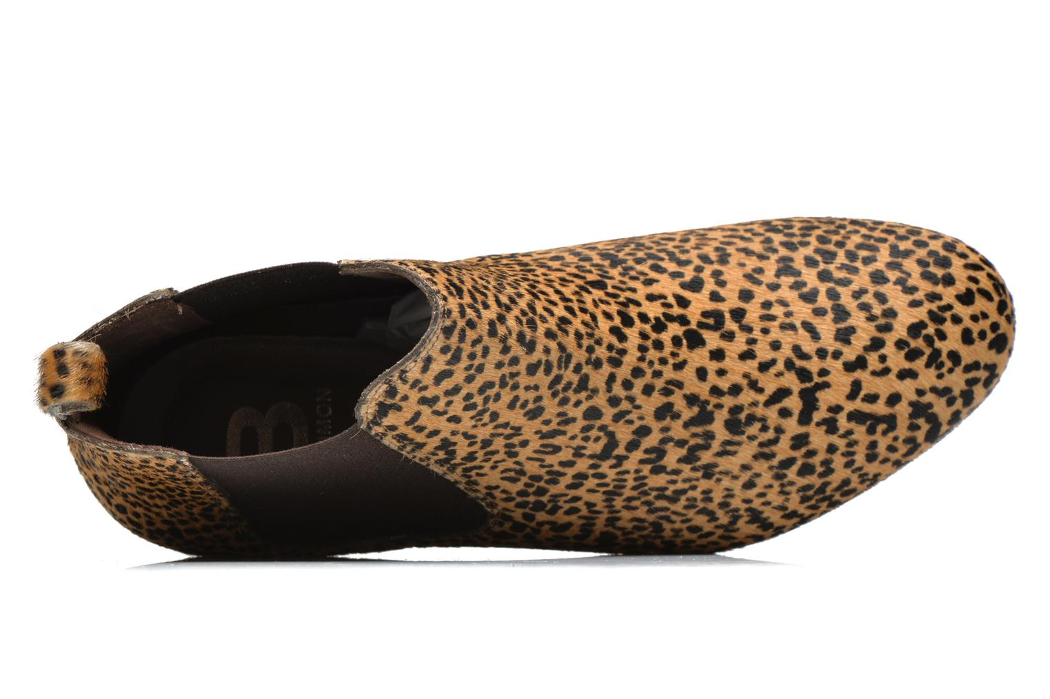 Chelsea Boots Leopard