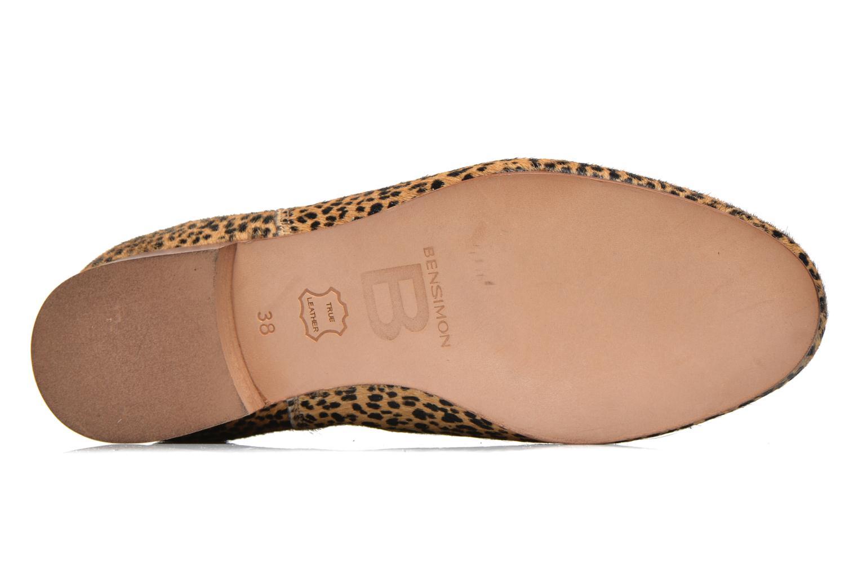 Stiefeletten & Boots Bensimon Chelsea Boots mehrfarbig ansicht von oben