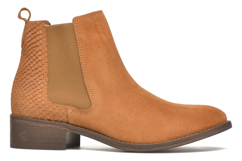 Stiefeletten & Boots Bensimon Boots Elastiques braun ansicht von hinten