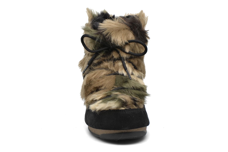 Boots en enkellaarsjes Moon Boot Low Fur Zwart model