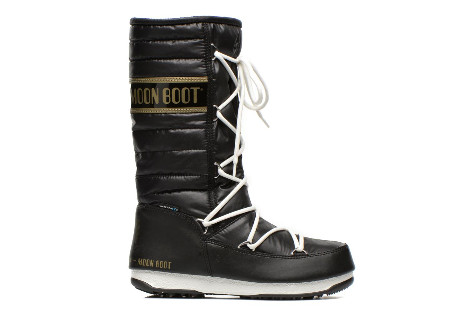 Ankle boots Moon Boot Quilted Black back view