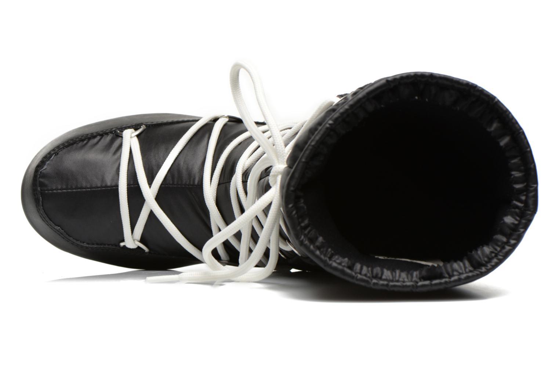 Stiefeletten & Boots Moon Boot We Quilted schwarz ansicht von links