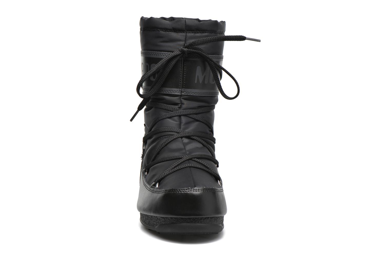 Sportschuhe Moon Boot We Soft Shade Mid schwarz schuhe getragen