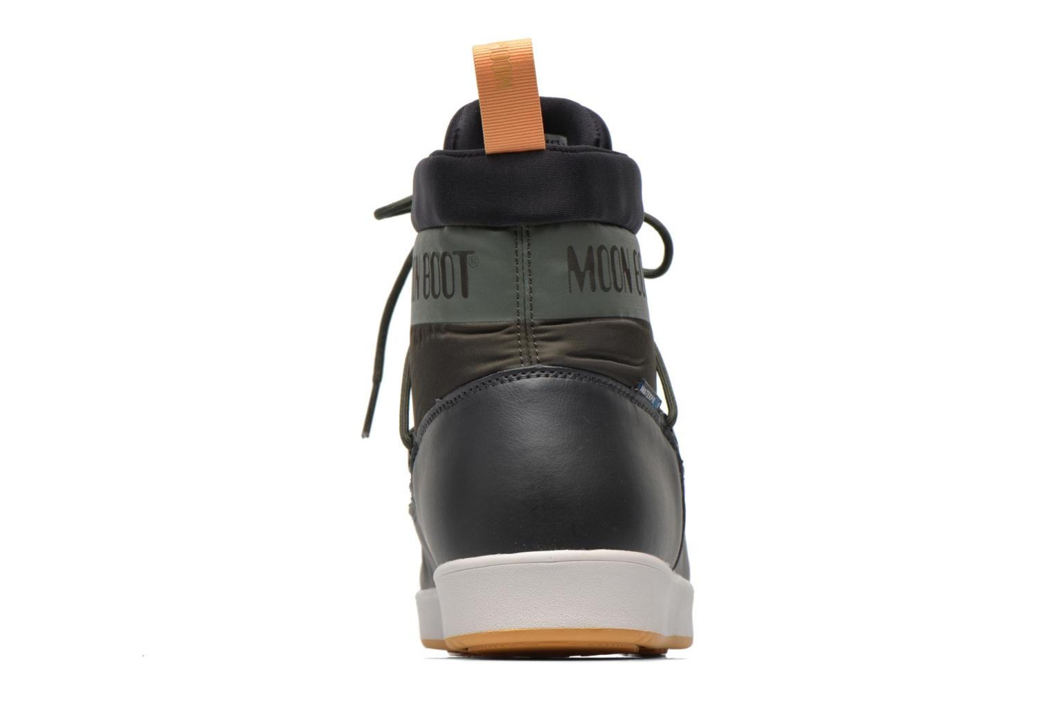 Neil Olive Green-Black-Ocre