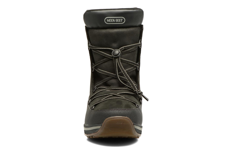 Chaussures de sport Moon Boot Lem Lea Noir vue portées chaussures