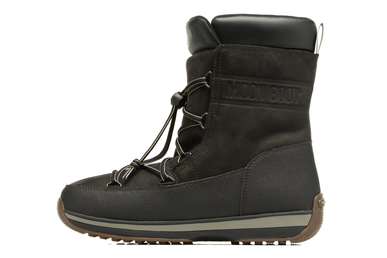 Chaussures de sport Moon Boot Lem Lea Noir vue face