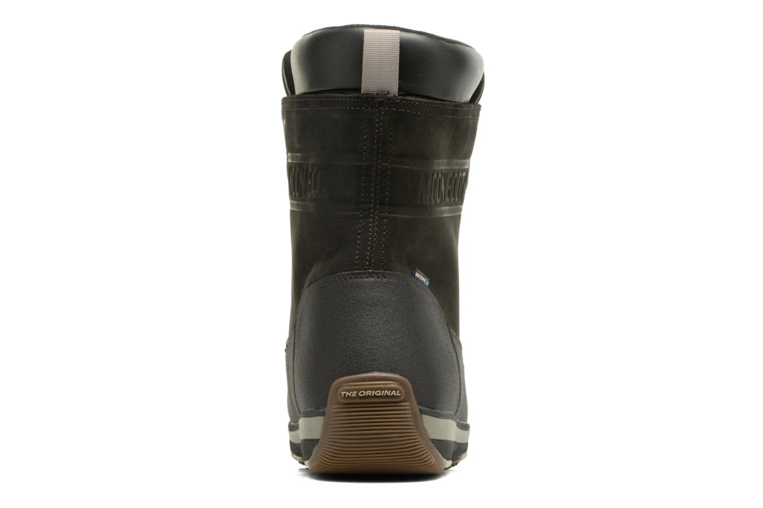 Sport shoes Moon Boot Lem Lea Black view from the right