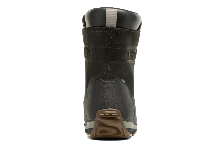 Chaussures de sport Moon Boot Lem Lea Noir vue droite