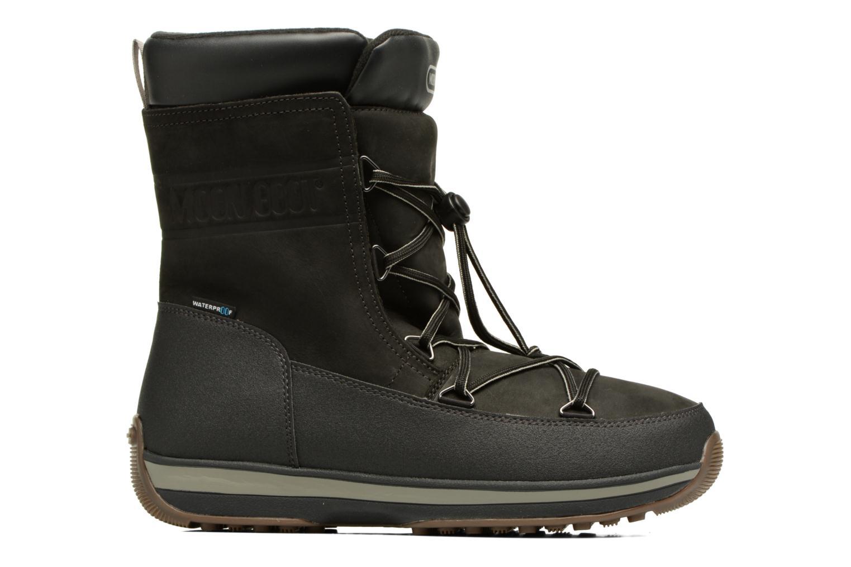 Chaussures de sport Moon Boot Lem Lea Noir vue derrière