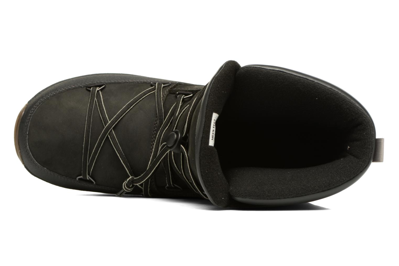 Sport shoes Moon Boot Lem Lea Black view from the left