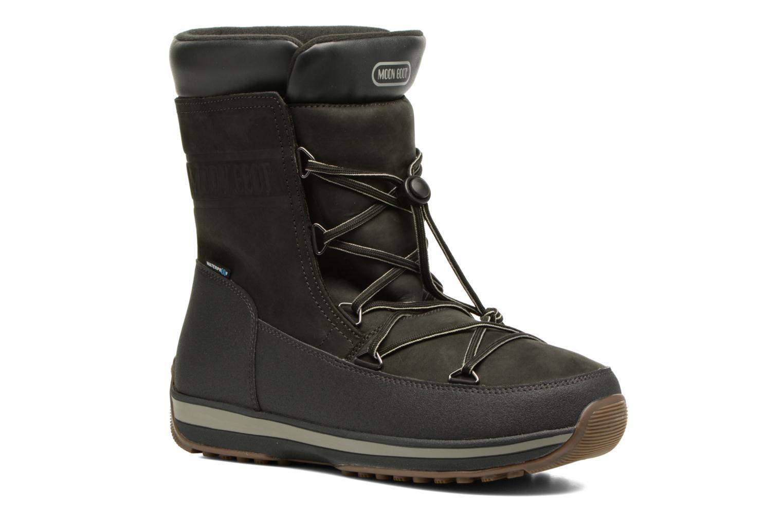 Chaussures de sport Moon Boot Lem Lea Noir vue détail/paire