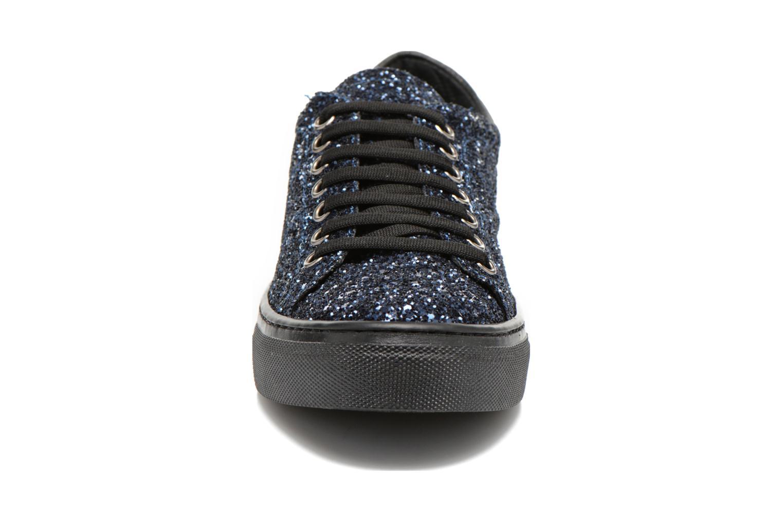 Baskets Eden DANIELLE Bleu vue portées chaussures