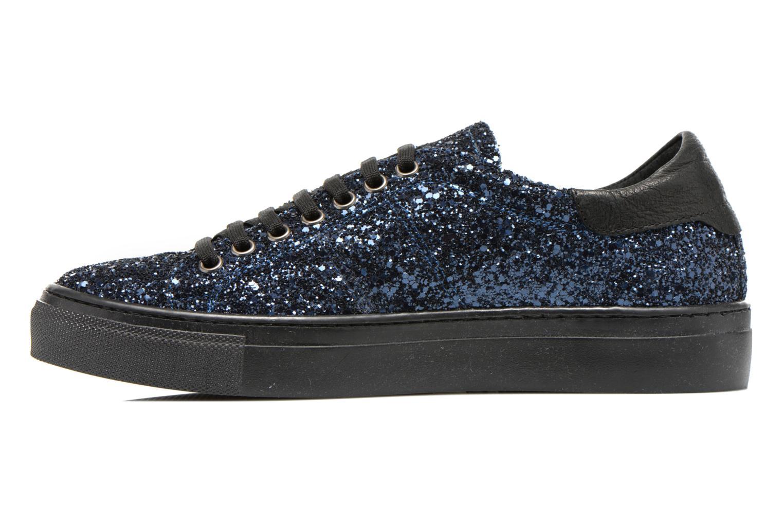 Sneakers Eden DANIELLE Blå se forfra