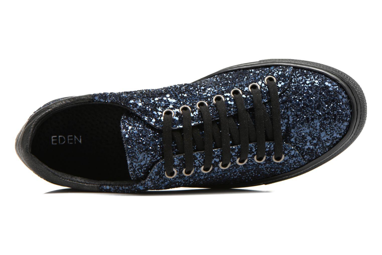 Sneakers Eden DANIELLE Blå se fra venstre