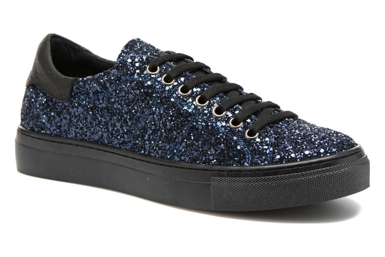 Sneakers Eden DANIELLE Blå detaljeret billede af skoene