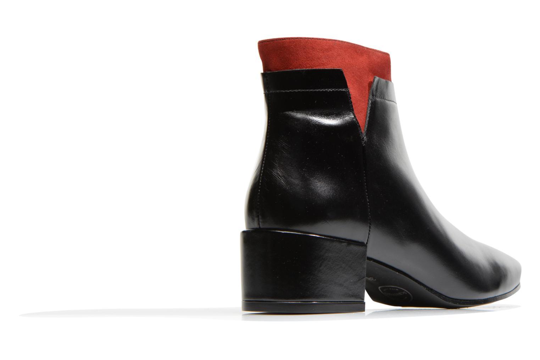 Bottines et boots Made by SARENZA Pop Party #2 Noir vue face