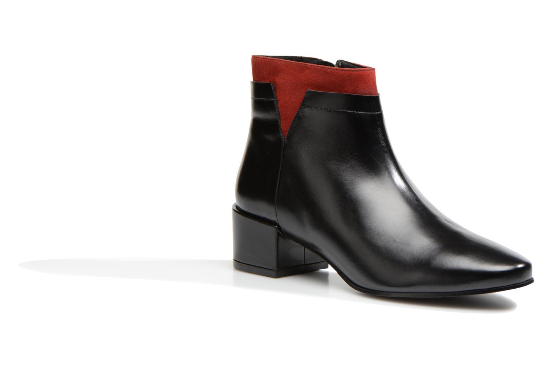 Stiefeletten & Boots Made by SARENZA Pop Party #2 schwarz ansicht von rechts