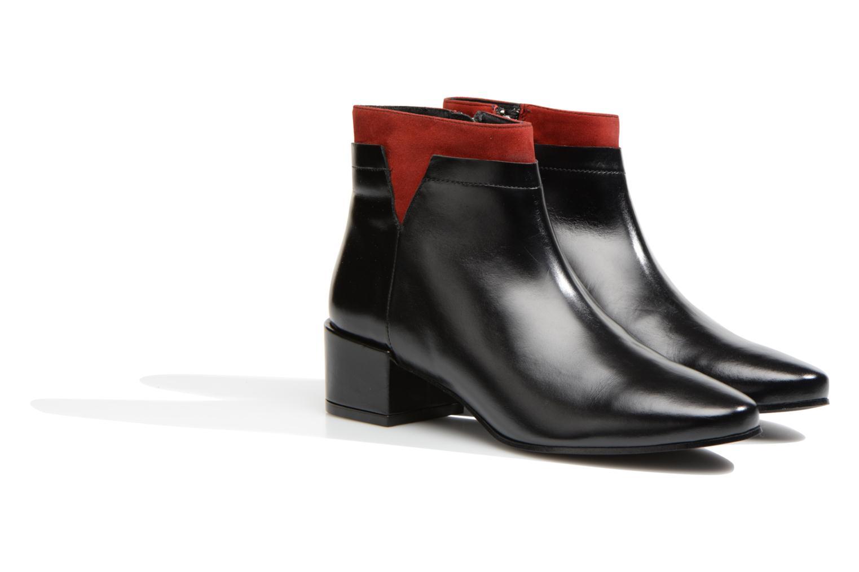 Stiefeletten & Boots Made by SARENZA Pop Party #2 schwarz ansicht von hinten