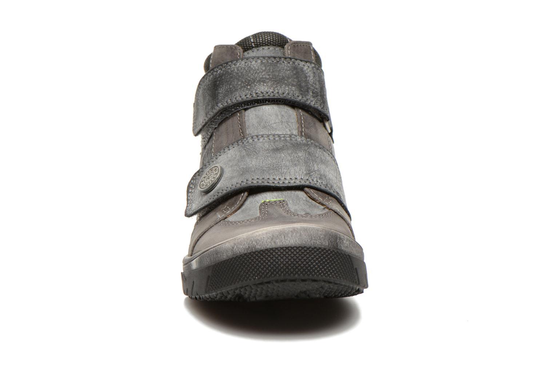 Schoenen met klitteband Catimini Capelan Grijs model